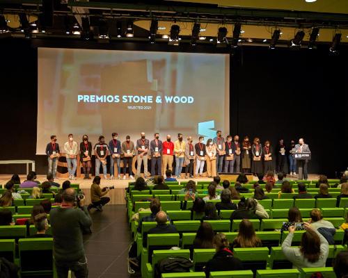 Stone & Wood: 2021 Design Awards