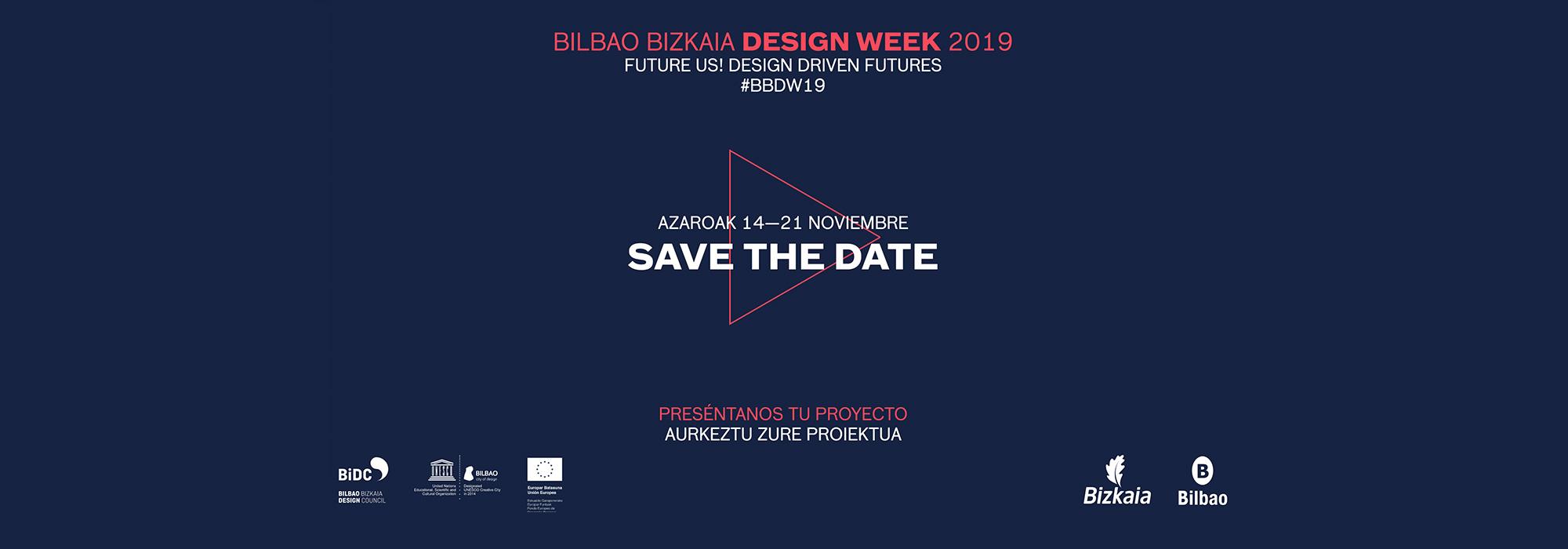 Bilbao Bizkaia Design Week 2019
