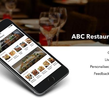 UX Design for ABC Restaurants