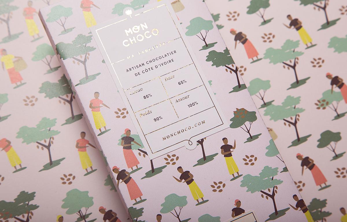 Mon Choco by Futura - Creative Work - $i