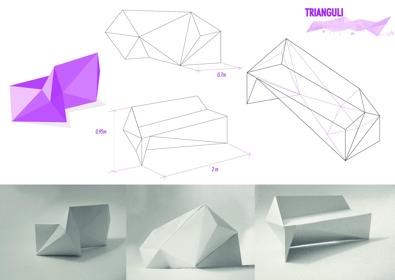 Trianguli by Marimar Pozo Velasco - Creative Work - $i
