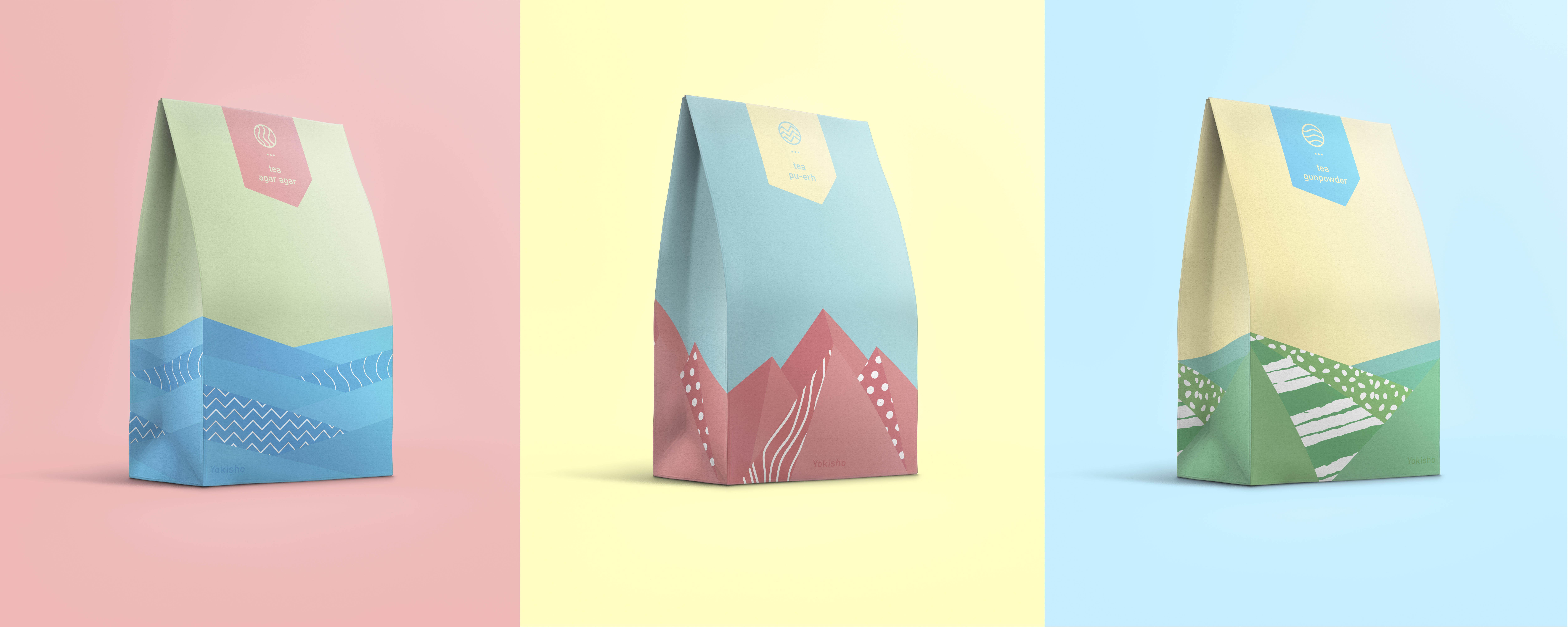 Yokisho tea by Antón Guerrero - Creative Work