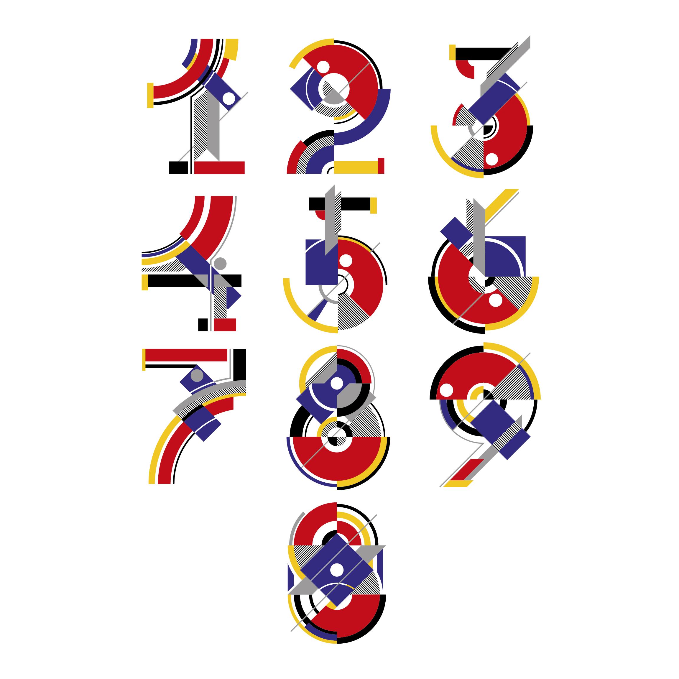 Yorokobu - Numerografía 68 by Jorge Gallardo - Creative Work - $i