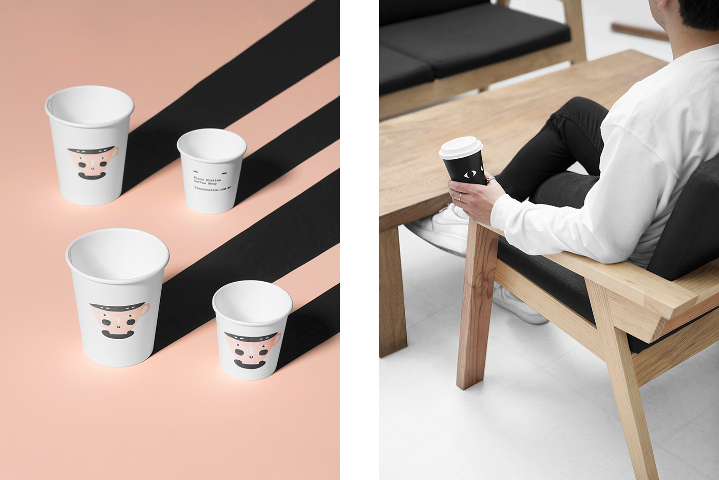 Blend Station by Futura - Creative Work - $i