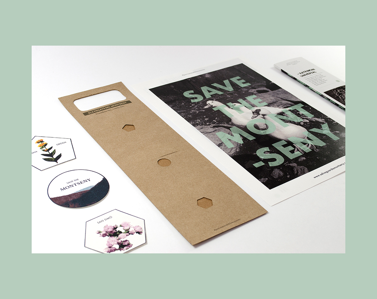 Save the Montseny by Tania Sánchez - Creative Work