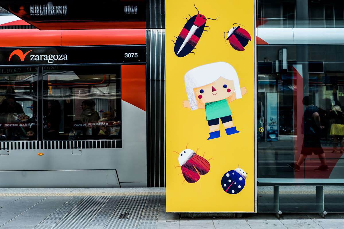 #paradaAsalto by Fabiola Correas - Creative Work - $i