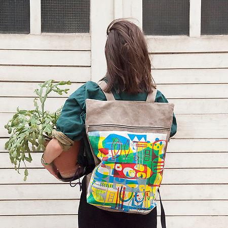 H / backpacks