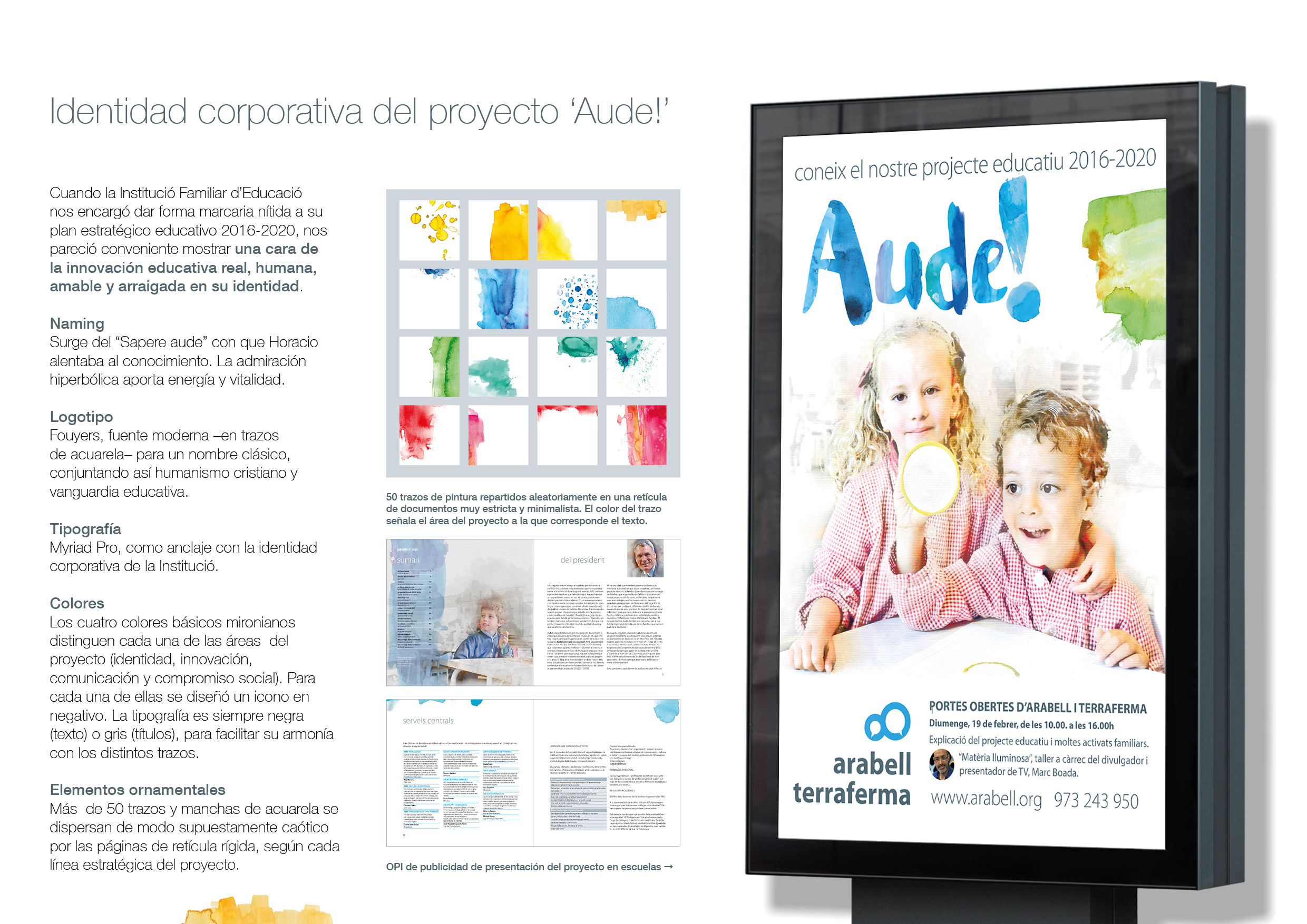 Aude! by Miquel Rossy - Creative Work