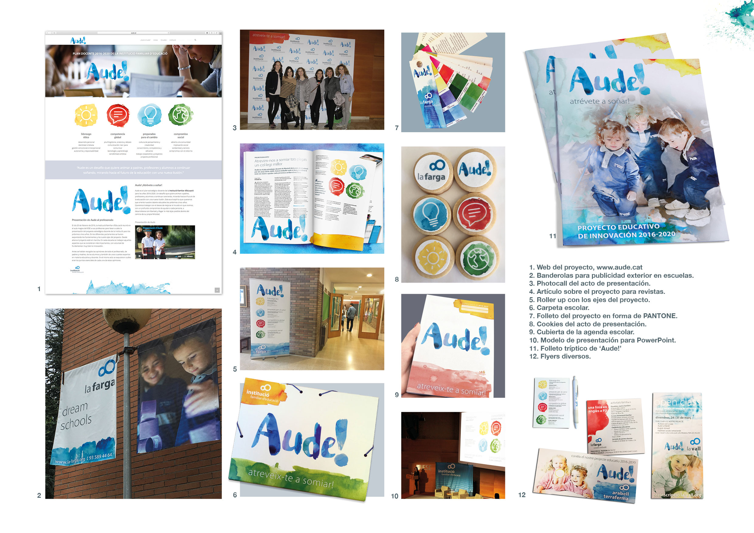 Aude! by Miquel Rossy - Creative Work - $i