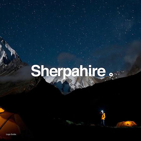 Sherpahire Branding and Logo