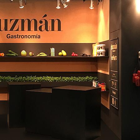 Guzmán Gastronomía - stand fair