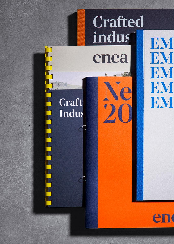 Enea by Clase - Creative Work