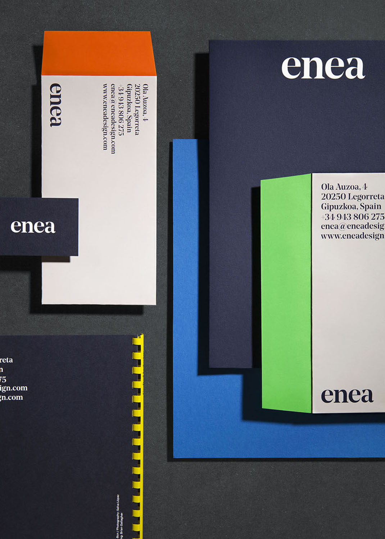 Enea by Clase - Creative Work - $i