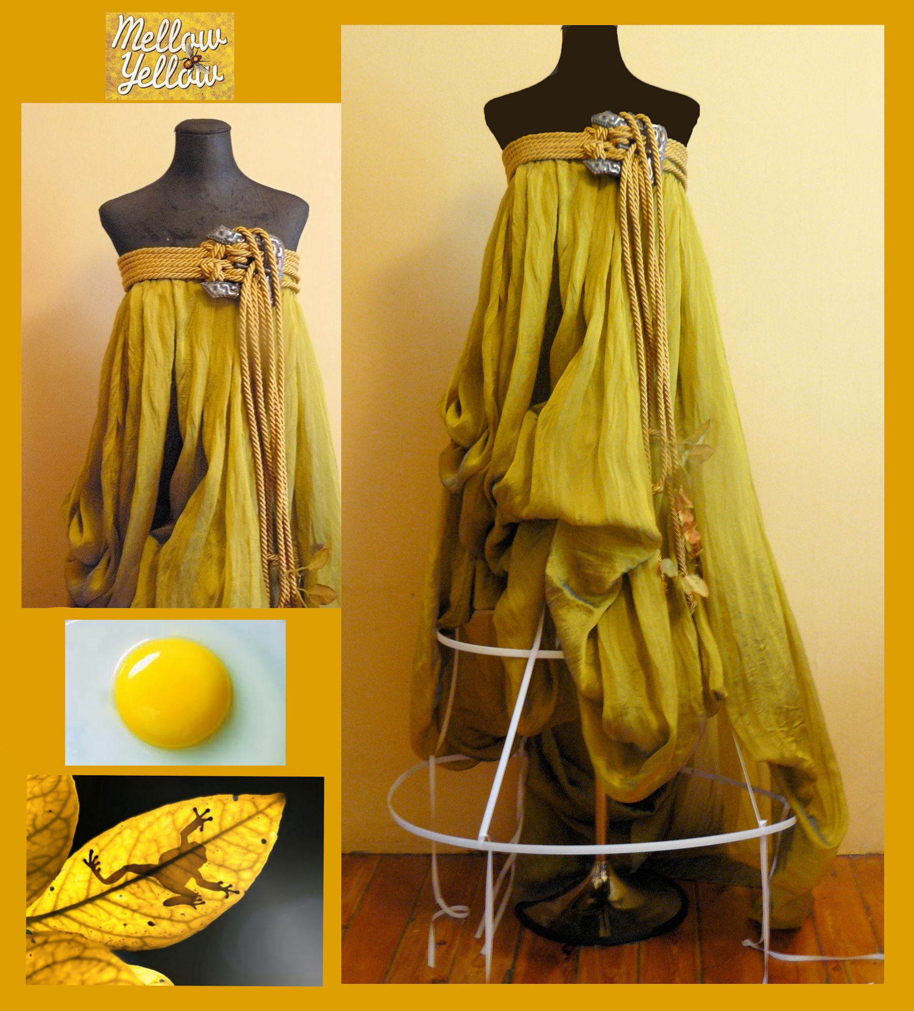 Mellow Yellow by Natacha Arranz del Rey - Creative Work