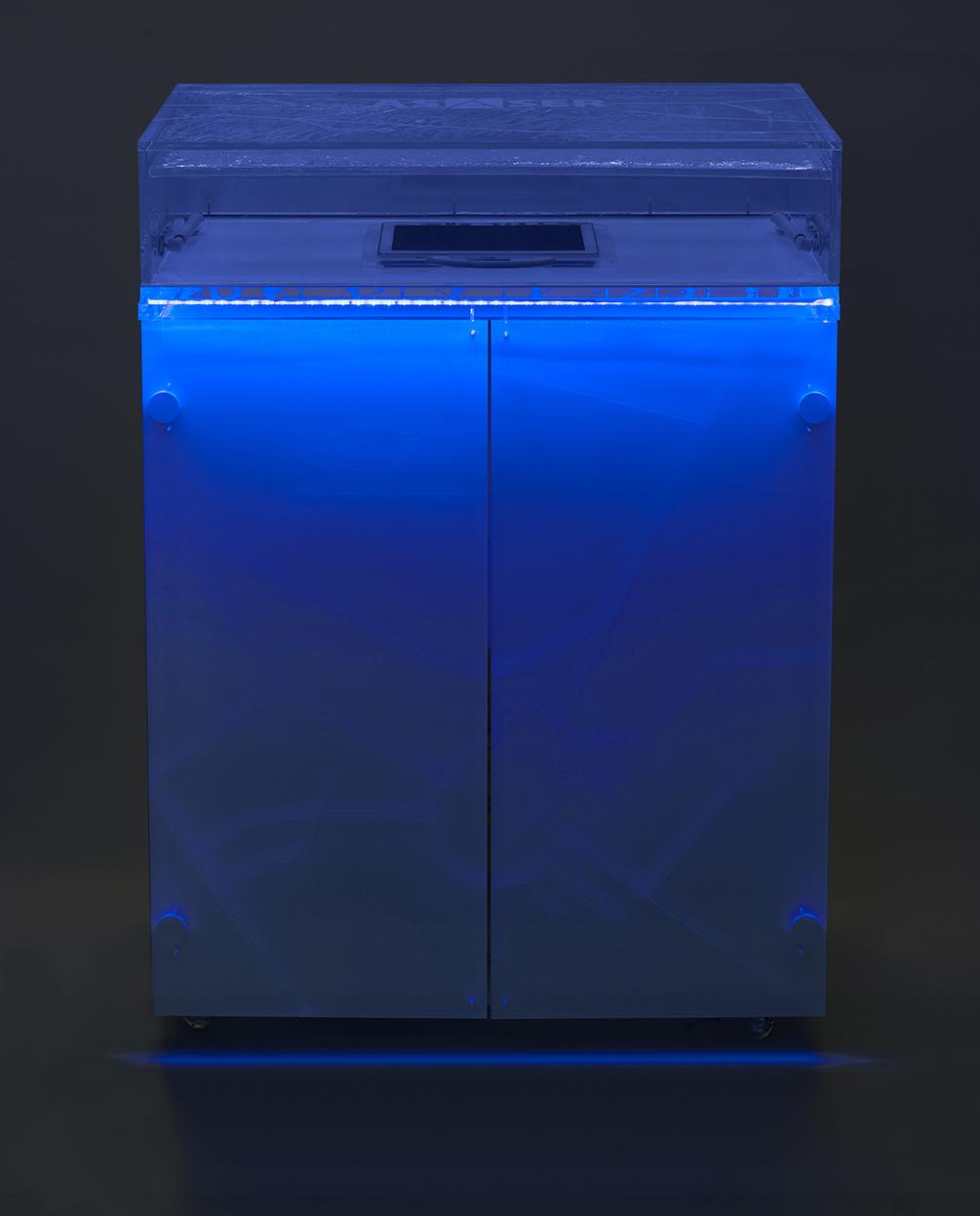 Armario contenedor de documentación Servicio limpieza red de alcantarillado de Bilbao by Sormen Komunikazioa, S.L. - Creative Work - $i
