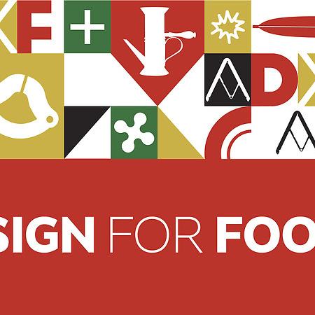 DESIGN x FOOD+