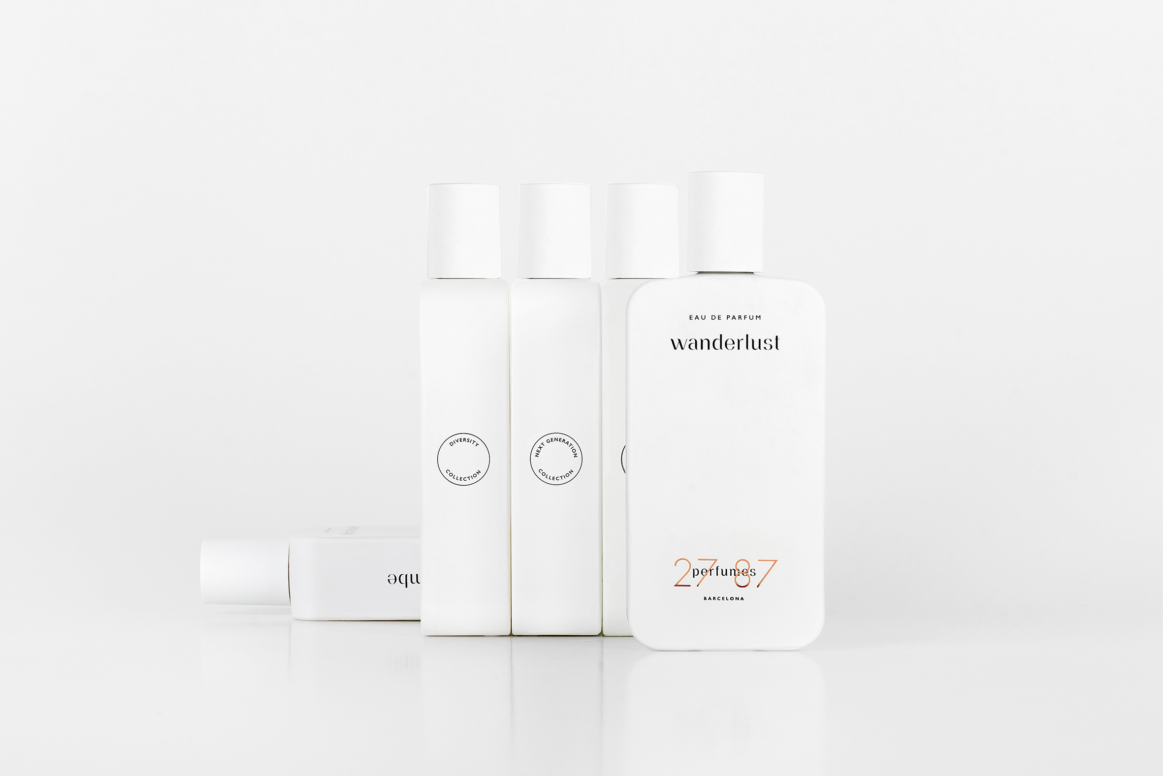 27 87 Perfumes by Ingrid Picanyol - Creative Work - $i