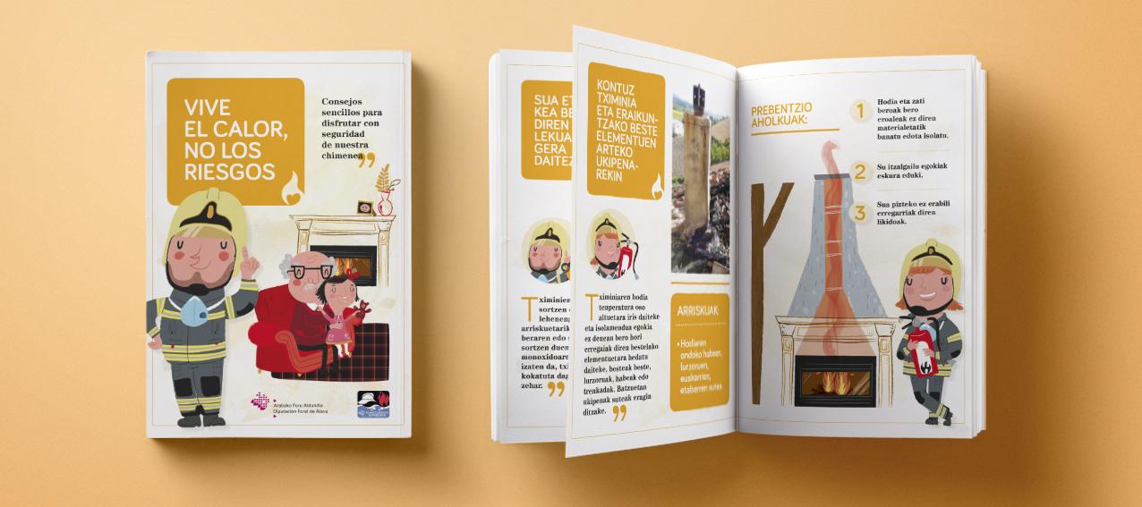 Campaña global bomberos diputación álava by Sormen - Inspiration works - $i