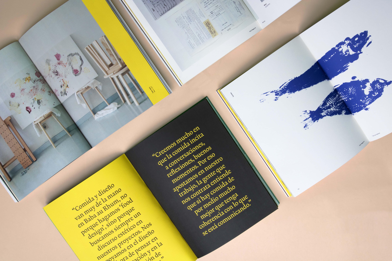 FEAT magazine by Olga Pipnik - Creative Work