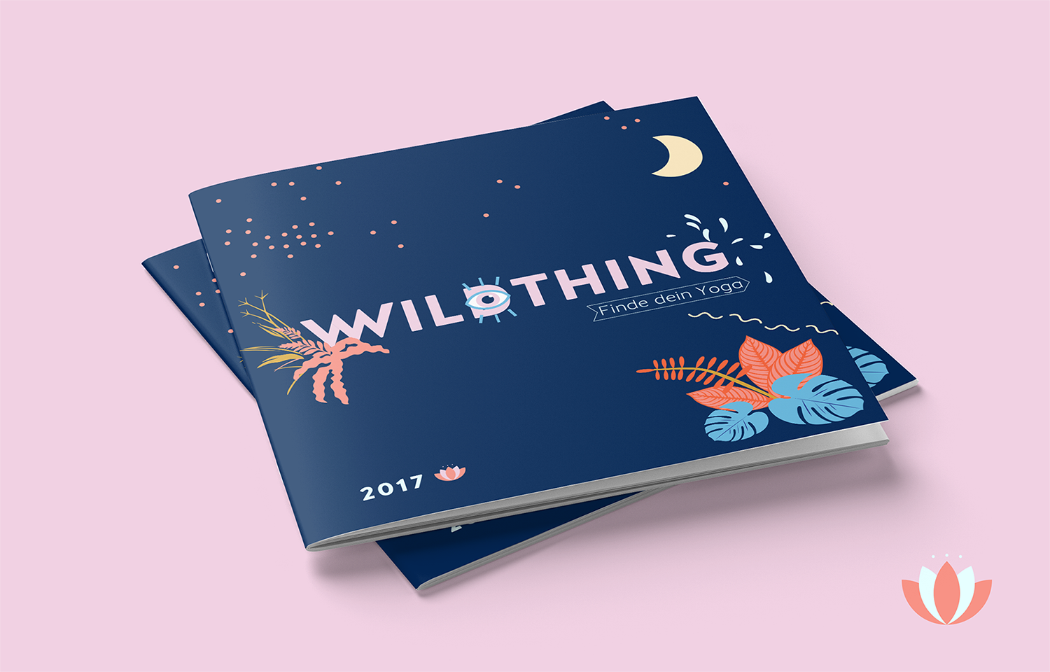 WILDTHING - Find your yoga by anna habaschy - Creative Work