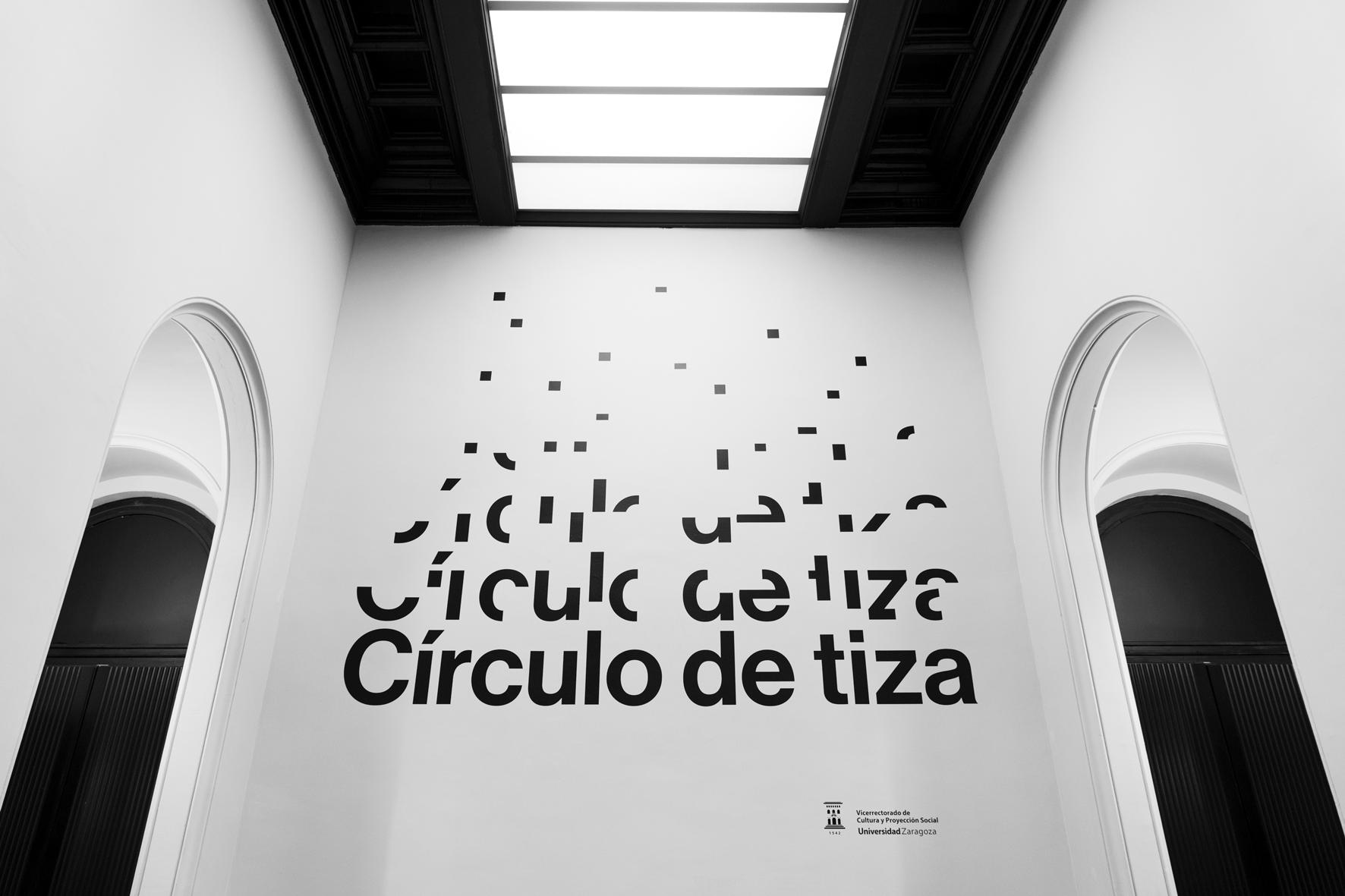 Círculo de Tiza by Bronce - Creative Work