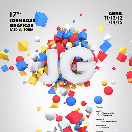 17ª Jornadas gráficas EASD de soria