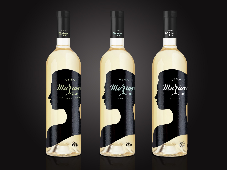 Viña Marian by estudiodavinci - Creative Work - $i