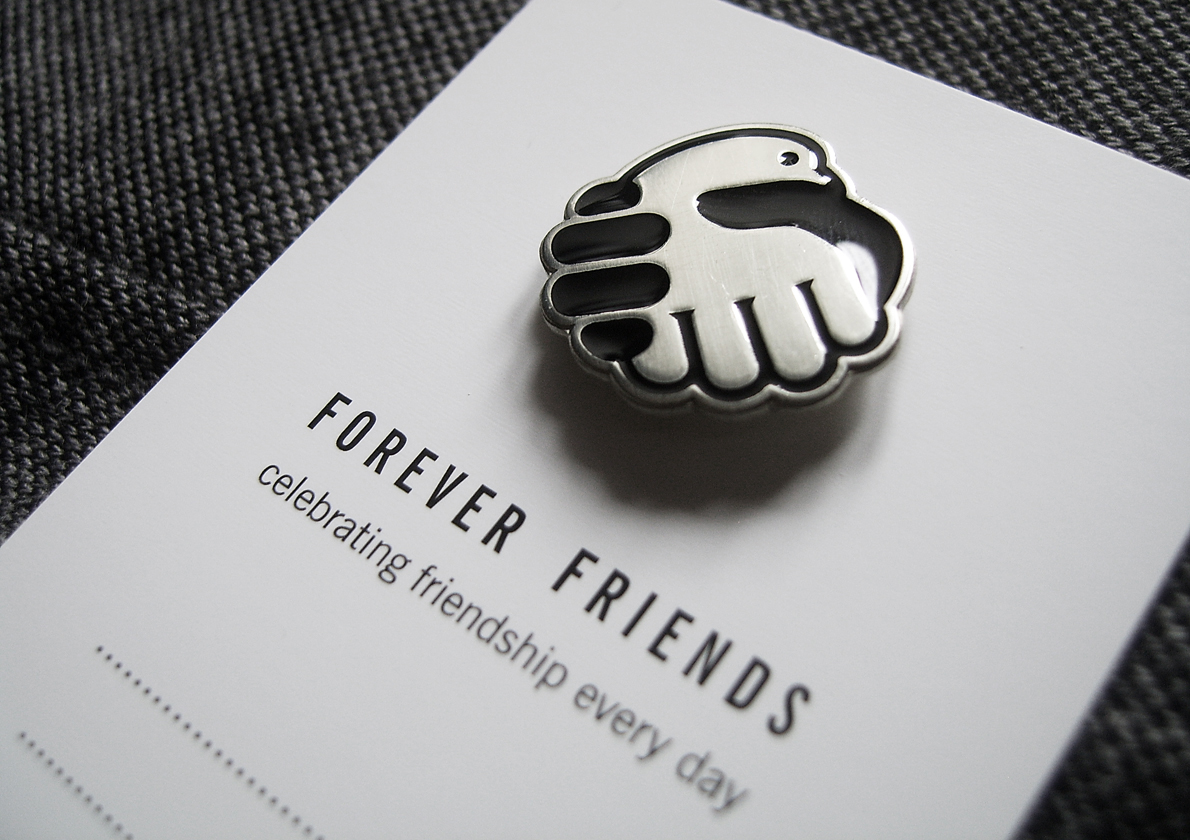 Forever friends by Wojciech Janicki - Creative Work - $i