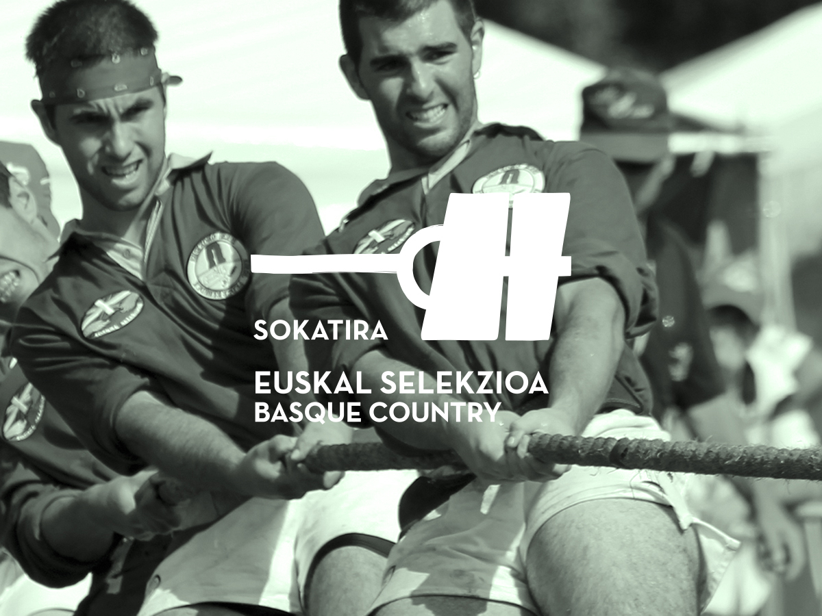 Identidad corporativa Federación Bizkaina de Juegos y Deportes Vascos  by Sormen Komunikazioa, S.L. - Creative Work - $i