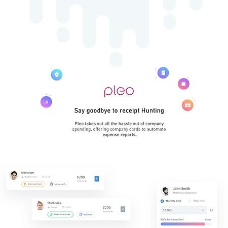 Pleo web prototype
