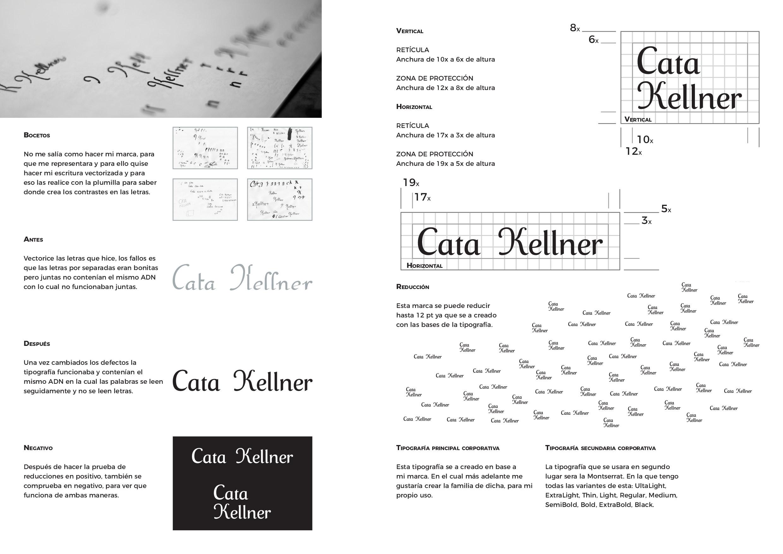 Cata Kellner: Marca personal by Catalina Kellner - Creative Work