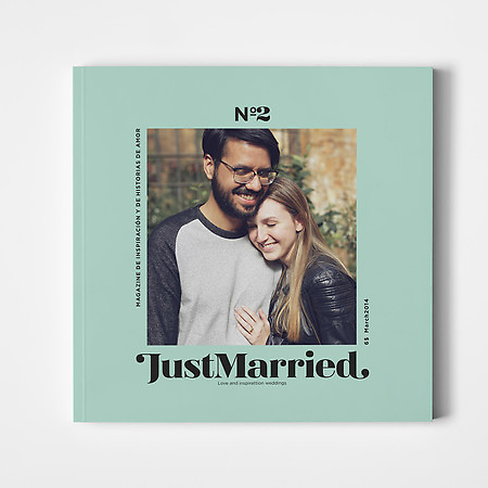 JustMarried - Love magazine