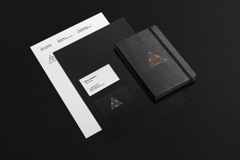 BLACK TRIANGLE by Robert Bazaev - Creative Work - $i
