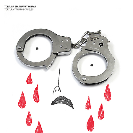 Cartel Tortura. Exposición Derechos Humanos
