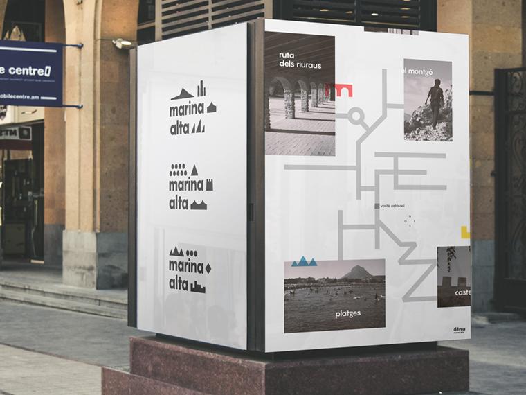Marca Turística: Marina Alta by Craig Robert Hussey - Creative Work - $i