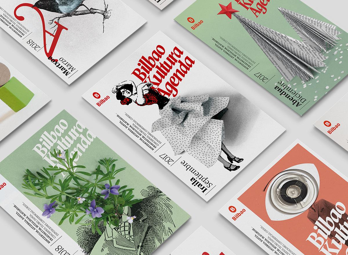 Agenda Bilbao Cultura   by Nagore M. Jauregi - Creative Work