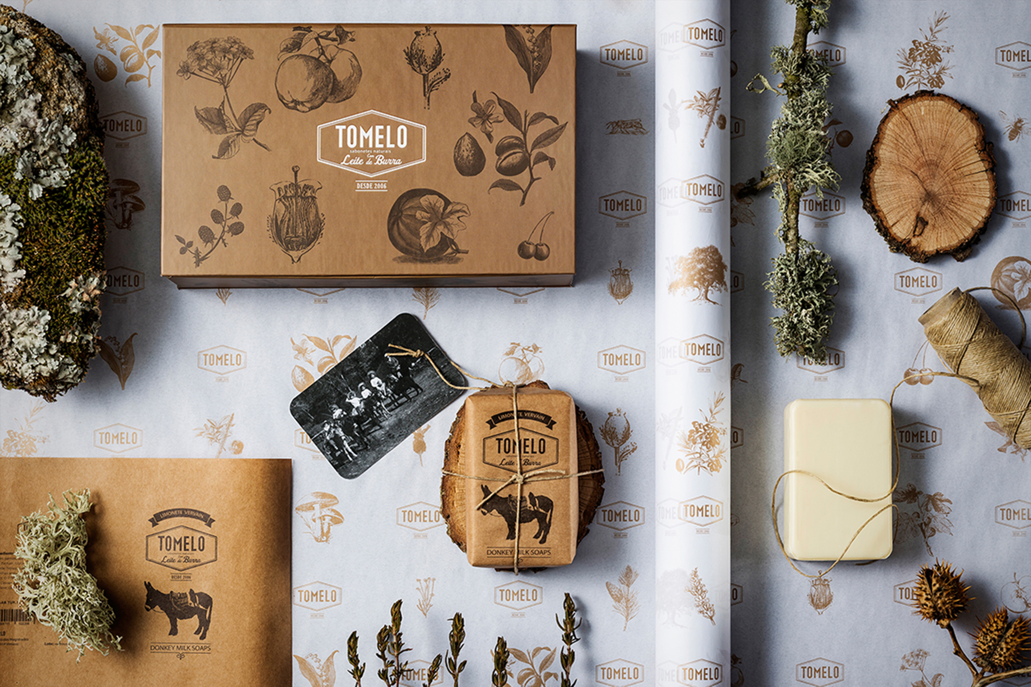 Tomelo Natura Soap  by Paulo Marcelo - Creative Work