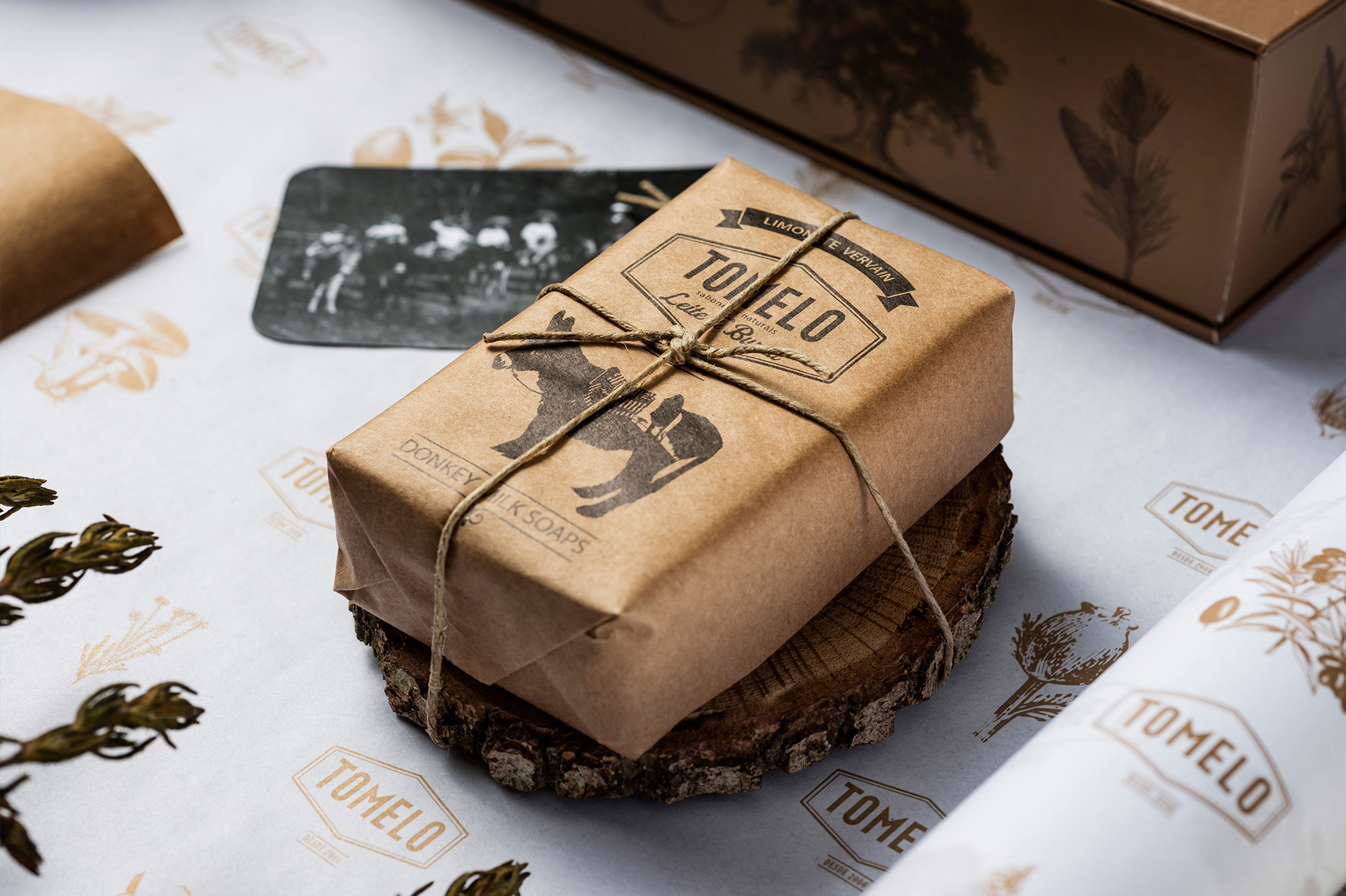 Tomelo Natura Soap  by Paulo Marcelo - Creative Work - $i
