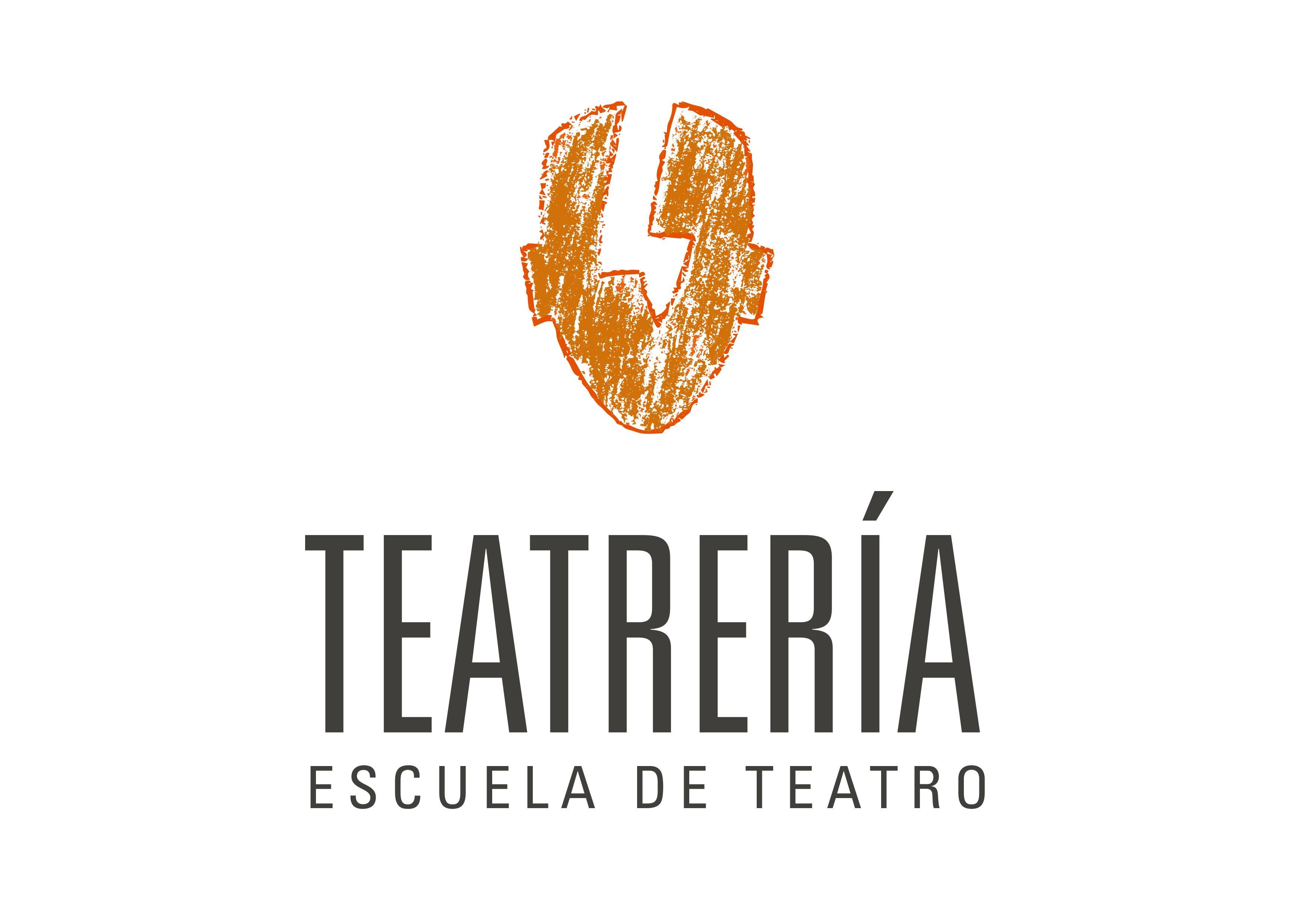 Teatrería. Identidad corporativa de una escuela de teatro. by Antonio Espuch - Creative Work
