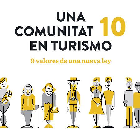Ley de turismo de la Comunitat …