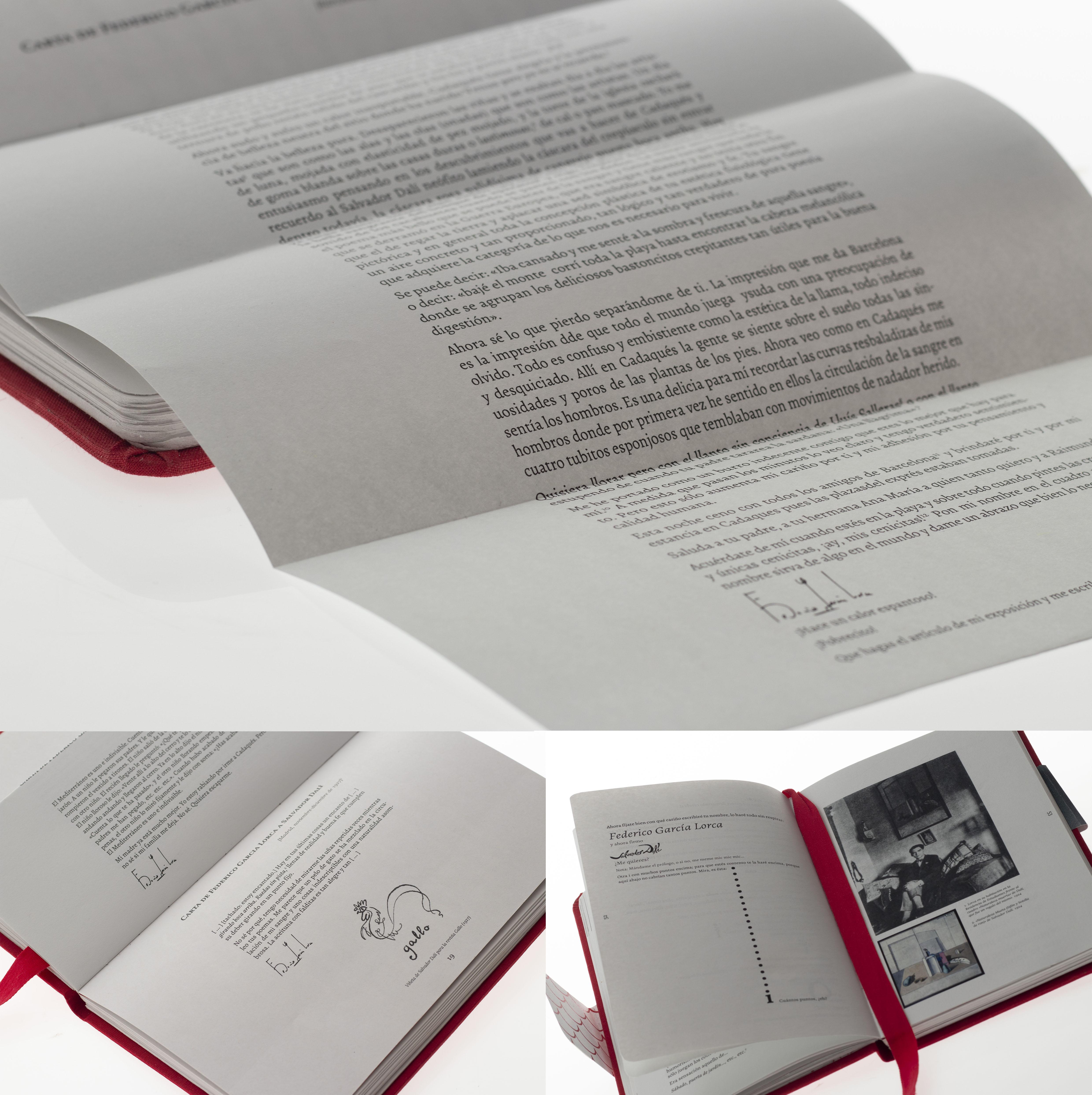 Querido Salvador, querido Lorquito — Cartas de amor by Anna Celda - Creative Work - $i