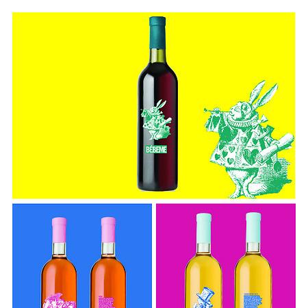 BÉBEME. Colección de vinos