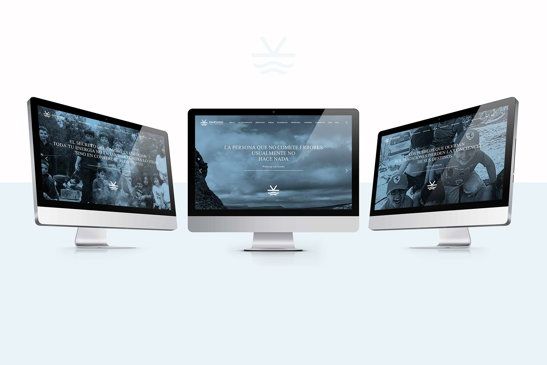 Web Kuartango by Sormen Komunikazioa, S.L. - Creative Work