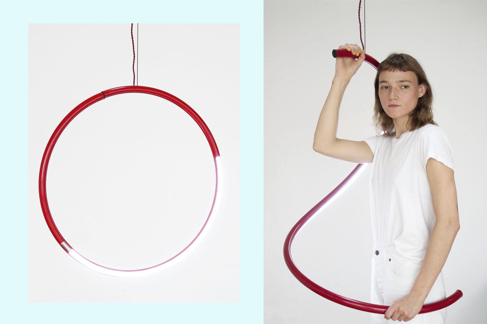 Helik light by sophia - Creative Work - $i