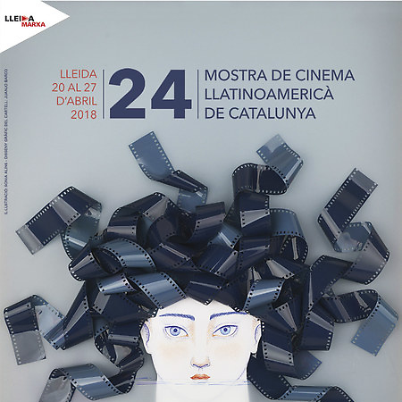 Poster of  the 24TH CATALONIA LATIN AMERICAN FILM FESTIVAL