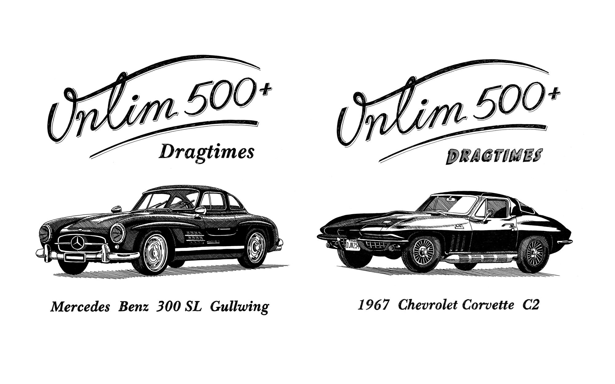 Unlim500+ by Proxima agency - Creative Work - $i