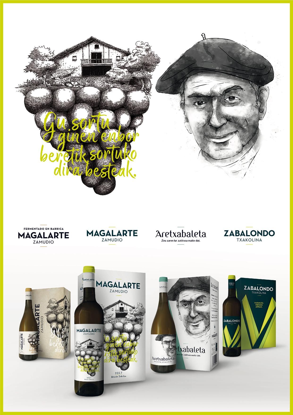 Bodega Magalarte Zamudio by Sirope - Creative Work - $i