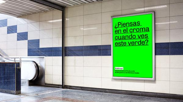 Campaña para el curso de Especialización de Programas de TV by Alberto Molina Arce - Creative Work