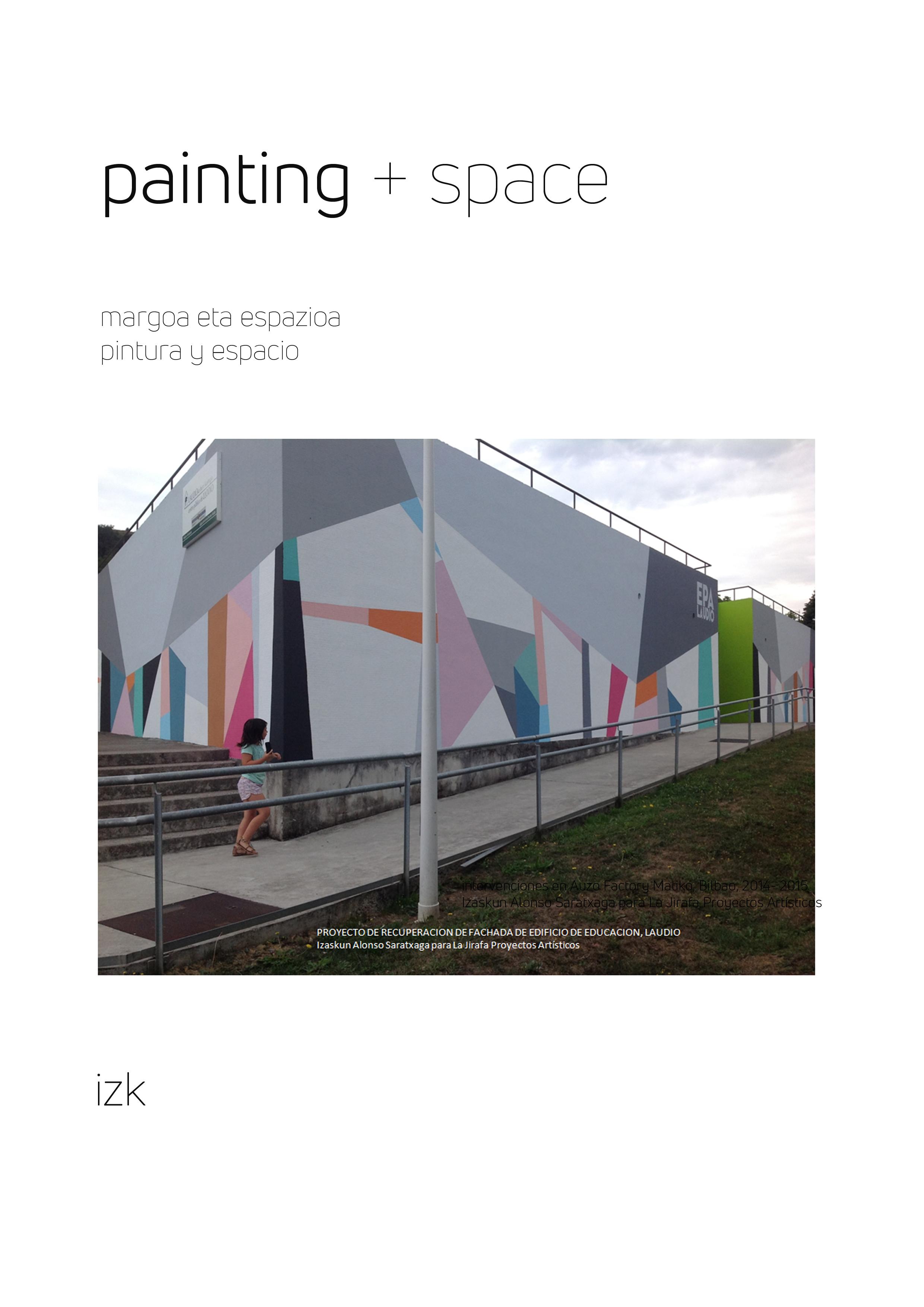 Pinturas que transforman lugares by Izaskun Alonso Saratxaga - Creative Work