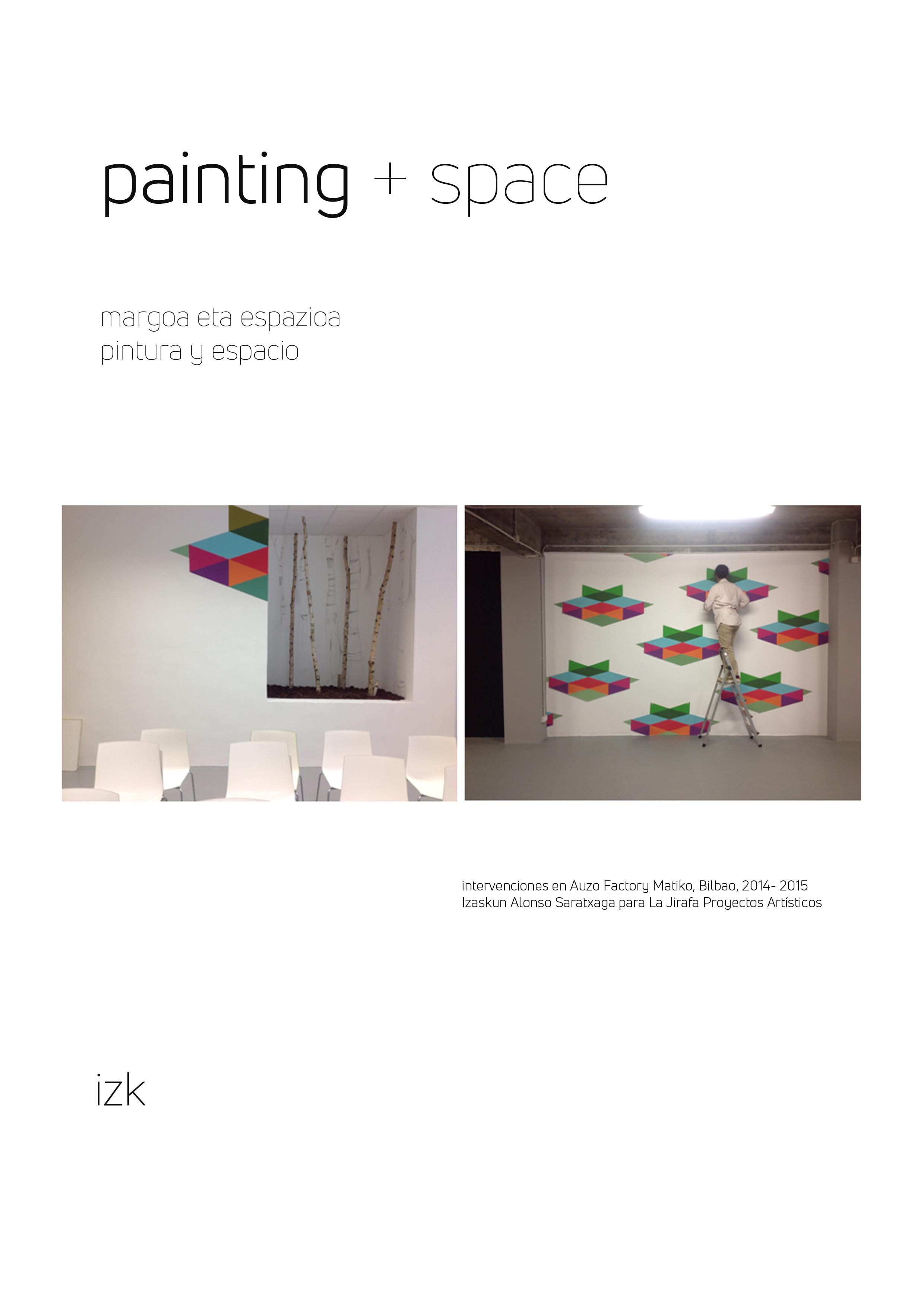 Pinturas que transforman lugares by Izaskun Alonso Saratxaga - Creative Work - $i